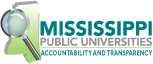 Go to Mississippi Public Universities: Accountability and Transparency web site